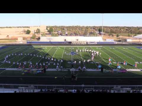 Berryville High School Band performs