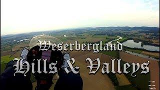 Hills and Valleys - PPG Flight