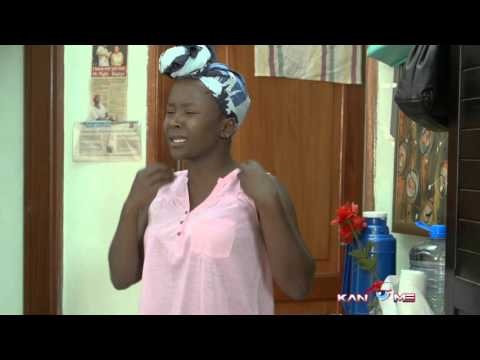 Video (skit): kansiime Anne – Food is Not Ready