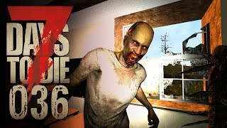 🔨 7 Days to Die [036] [Blutrünstige Hotelgäste] Let's Play Gameplay Deutsch German thumbnail