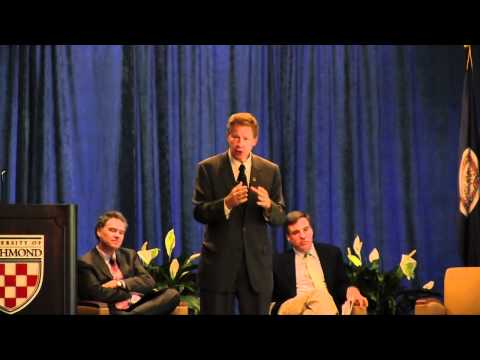 Virginia Leadership Summit 2012: Part 2 - Former Congressman Tom Davis