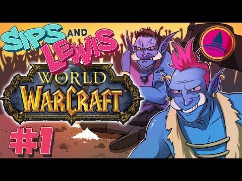 World of Warcraft - Salty Sea Friends #1 (20/8/2015)