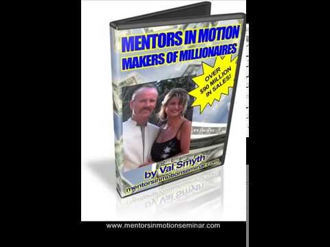 Mentors in Motion by Val Smyth