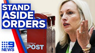 Investigation over Cartier watches gifts at Australia Post   9 News Australia
