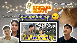 Download lagu Vidi Aldiano feat Prilly Latuconsina - Tak Bisa Bersama (Official Music Video)    Netizen Reaction