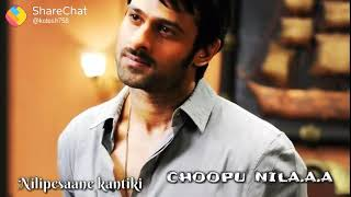 PRABHAS New style SONG