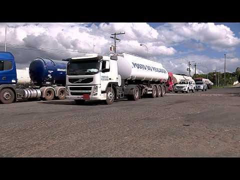 JSD (29/05/18) - Interior Do Estado Sofre Com A Falta De Combustíveis