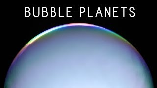 creating planets with dry ice bubbles   shanks fx   pbs digital studios