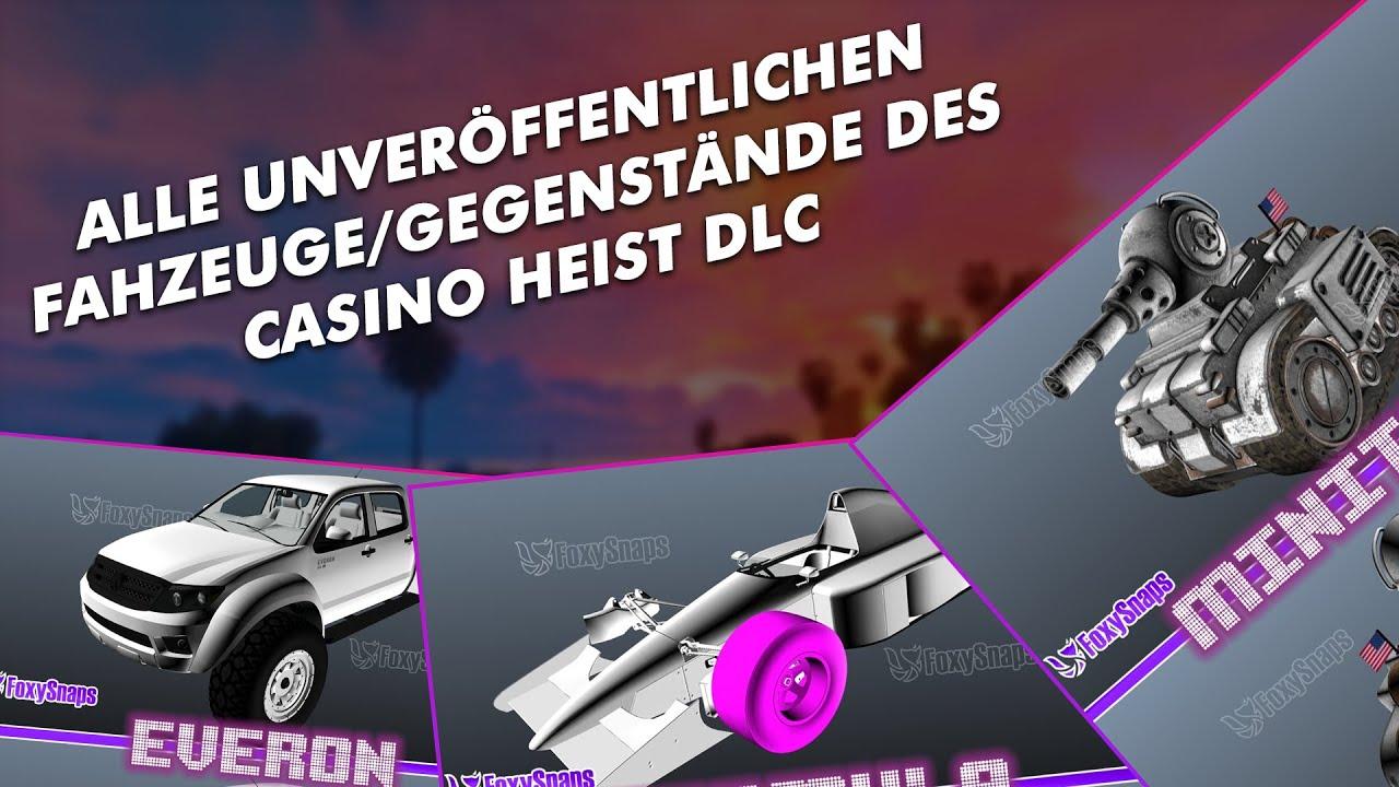 Gta Online Casino Heist Alle Zugangspunkte