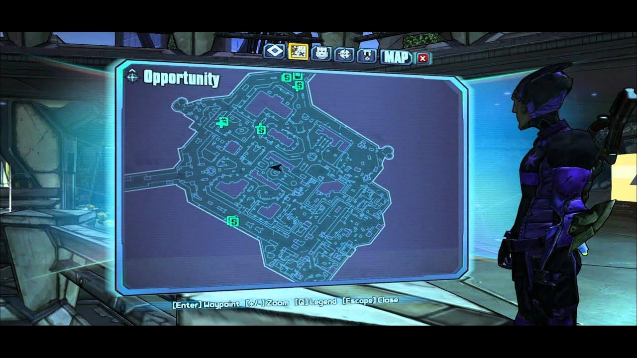Opportunity Knocks Opportunity Borderlands 2 Youtube