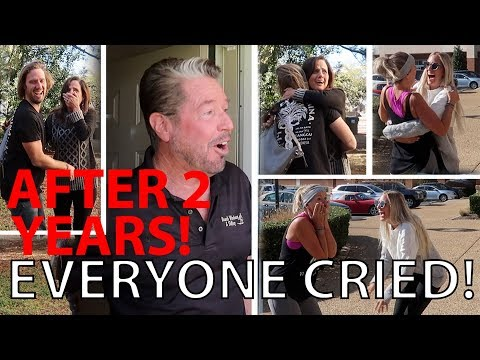 SURPRISING FAMILY AFTER TWO YEARS OF FULL-TIME TRAVEL *EMOTIONAL!* | Let Us Live Ep. 40