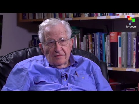 The Empire Files: Noam Chomsky on Electing The President of an Empire