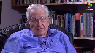The Empire Files - Noam Chomsky & Abby Martin, Electing The President of an Empire