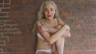 American's Apparel's 62-Year-Old Supermodel: Jacky O