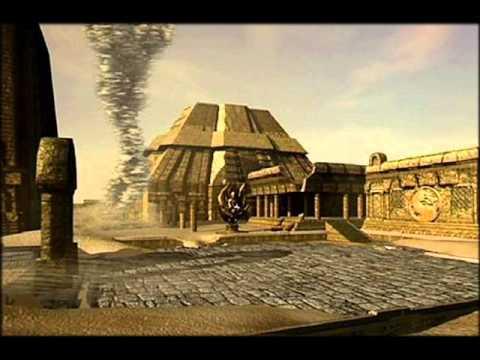 Mortal Kombat Deadly Alliance  Lung Hai Temple & Sarna Ruins