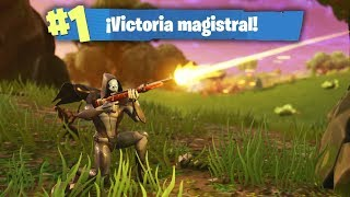 SNIPER A 240 METROS! Fortnite Battle Royale