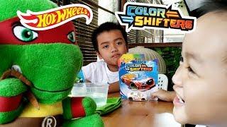 Review Mainan Mobil Mobilan Hot Wheels Color Shifters Bisa Berubah Warna