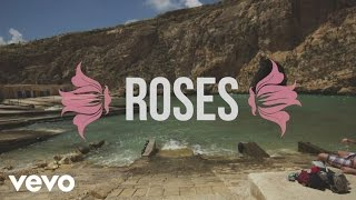 The Chainsmokers - Roses Lyric  ft ROZES