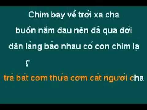 Karaoke Di Ghe Con Chong   Duong Ngoc Thai SanNhac com