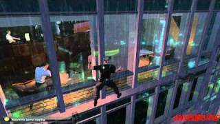Splinter Cell Double Agent PC Gameplay Mission 5 - Shanghai Hotel Part 1/2