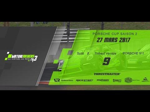 MULTICAM TV | Bathurst in TOP SPLIT | iRacing | Porsche CUP
