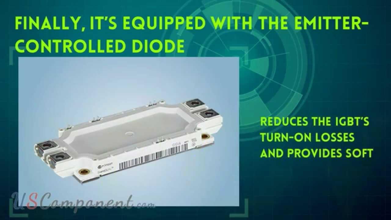 FZ800R12KL4C & It's IGBT Datasheet