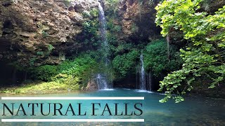 Most Scenic Destination iฑ Oklahoma? Natural Falls State Park | Family Road Trip!