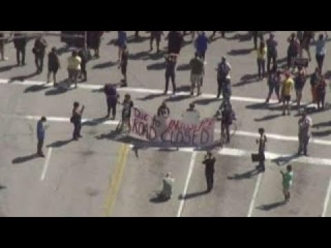St. Louis protests over cop