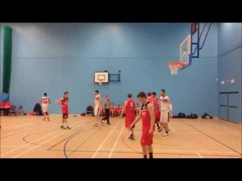 Lancashire Spinners II v Gateshead Phoenix - Full Game 28/2/15