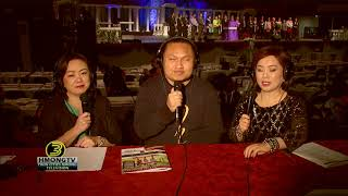 3 HMONG NEWS: Interview with Nrees Xyooj from the Hands Band at MN Hmong New Year 2018.