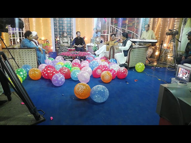Najaf Ali live singing in gathering beqarari Sindhi ktn kashish
