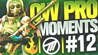 Overwatch PRO Moments #12 - Curse Special - Method