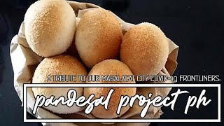 Pandesal Project PH (A tribute to our Mabalacat City COVID19 Frontliners) | Philippines Vlog Special