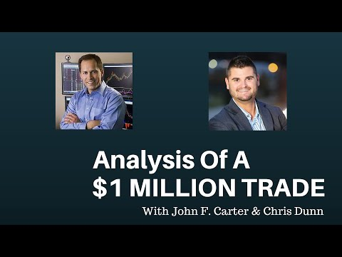 Analysis of A $1 Million Trade (With John F. Carter)