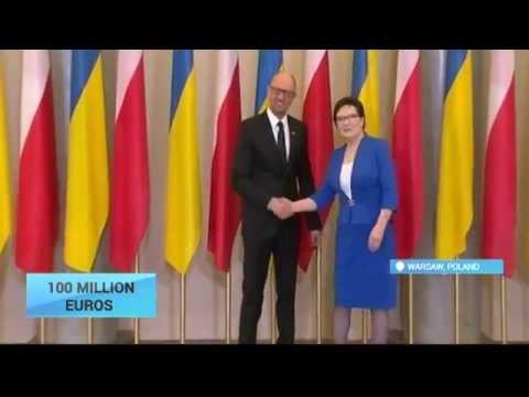PM Yatsenyuk Heads To Slovakia: Ukraine Will Receive 100 Million Euros In Credit From Poland