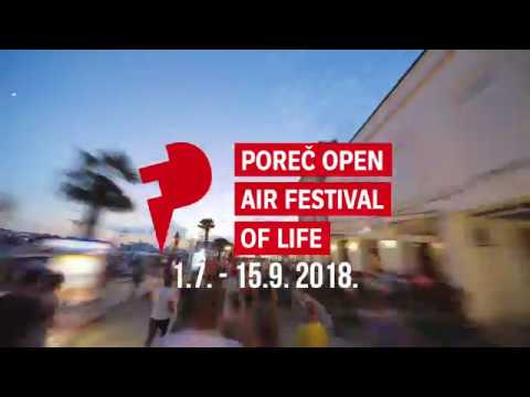CBA18 FINALISTS: Poreč Open Air – Festival Of Life by MPG d.o.o, Zagreb