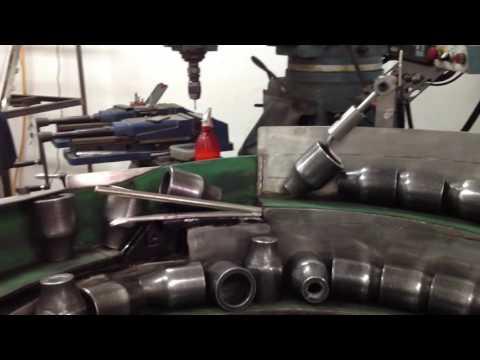 Customised Heavy Duty Metal Materials Centrifugal Bowl Feeder