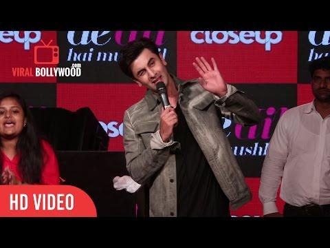 Ranbir Kapoor Singing Channa Mereya LIVE -...