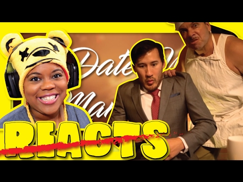 I'm Dating Markiplier | A Date With Markiplier | Feat. Markiplier | AyChristene Reacts