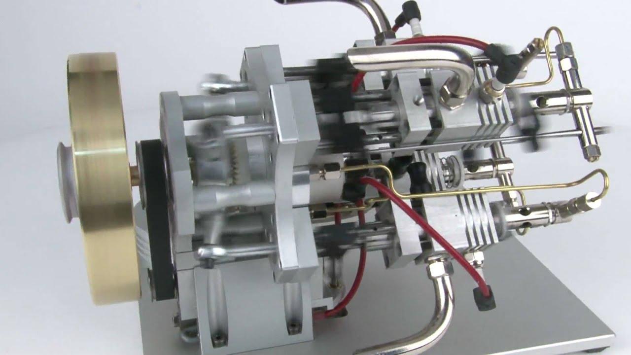 Maier TA4 Four Cylinder