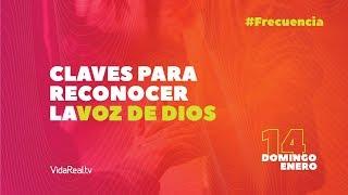 Claves para reconocer la voz de Dios. | Frecuencia | Pastor Rony Madrid