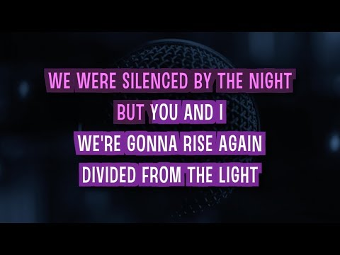 Silenced By The Night Karaoke Version by Keane (Video with Lyrics)