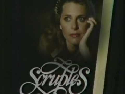 CBS Promo Lindsay Wagner In Scruples 1980