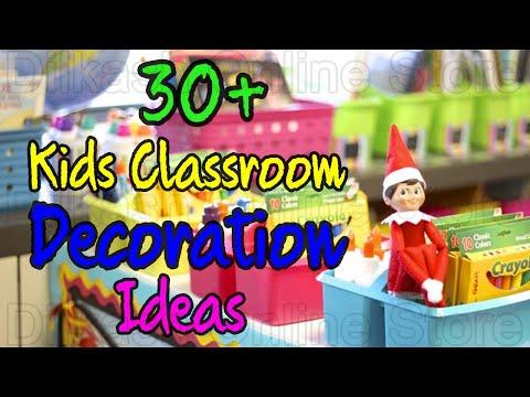 30 Kids Classroom Decoration Ideas 2018 Easy To Apply Dilkash Pk