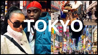 TOKYO VLOG | MY DREAM VACATION IN ASIA PART 1