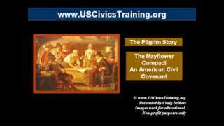 The Pilgrims Story 06  - The Mayflower Compact