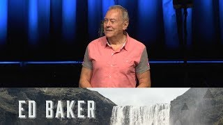 Overflow: Loving God - Ed Baker