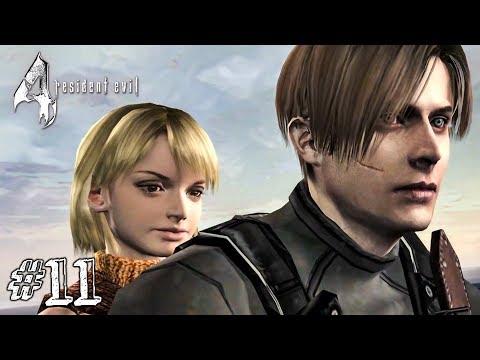 ПОЕХАЛИ ДОМОЙ! ► Resident Evil 4 Прохождение #11 ► ХОРРОР ИГРА
