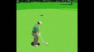 Pro Golf 2007 3D - Feat. Vijay Singh (J2ME)