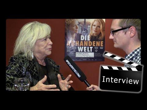 """Interview mit Margarethe von Trotta zum Film """"Die abhandene Welt"""""""